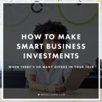 Dan Purjes On How To Be Smart With Small Business Investments