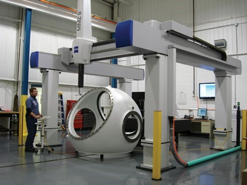 How Using The Right Coordinate Measuring Machine Can Improve Quality Control