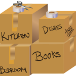 How to Organise Your Moving Boxes for Maximum Efficiency on Moving Day