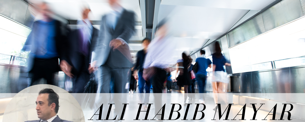 Ali Habib Mayar Shares His Insights – How to Survive Your First Year in Business