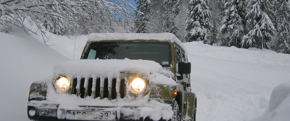 Five Great Winter Off Road Destinations