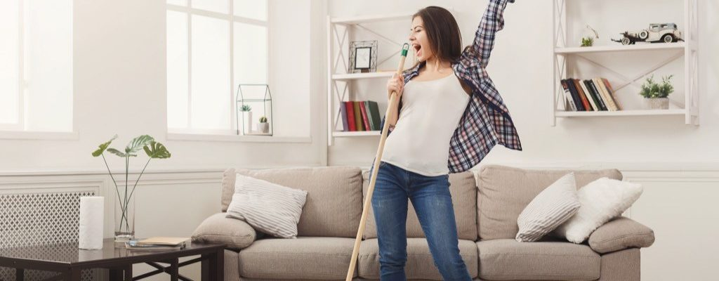 Make Your Chores Less Boring by Spicing Them Up with Fun Activities