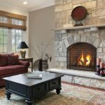 Glorious Black Fireplace Screens For Your Hearth