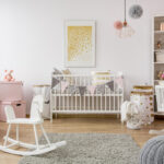 4 Tips For Decorating Your Baby's Nursery