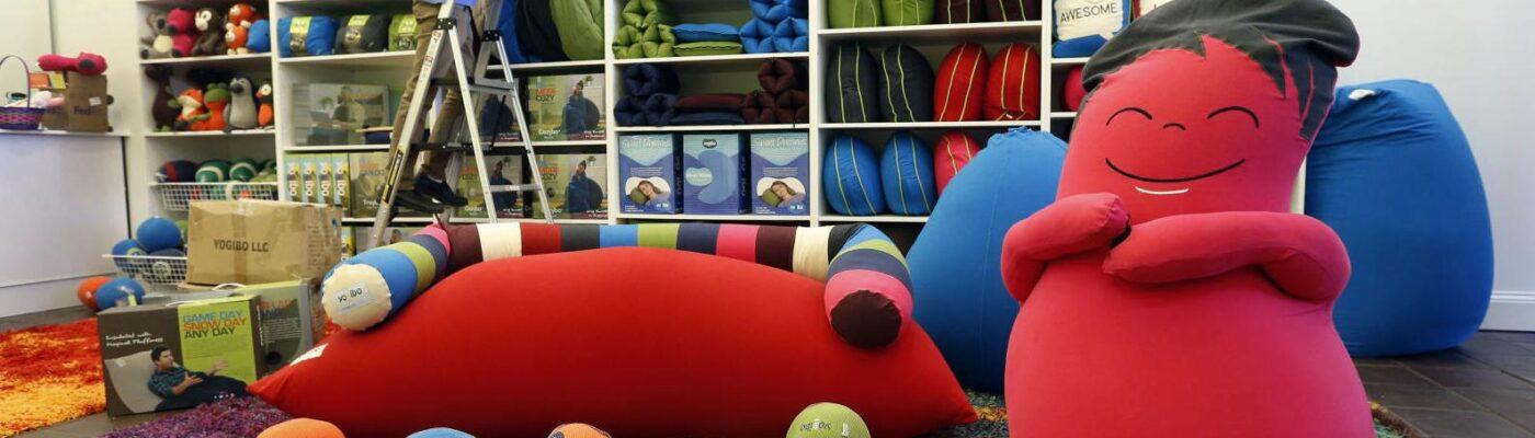 Yogibo Alleviates Sensory Issues