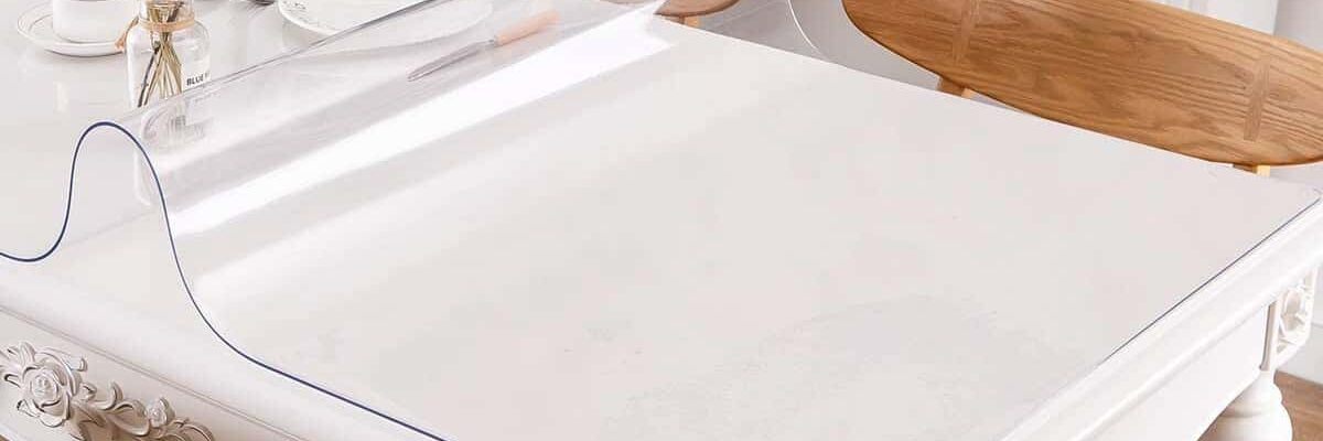How To Make A Plastic Table Protector